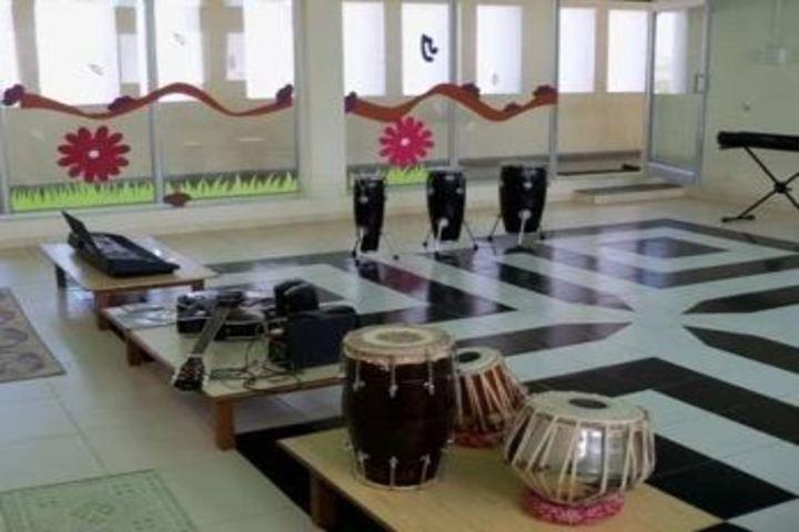 Ryewood International School-Music Room