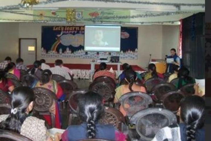 Ryewood International School-Seminar