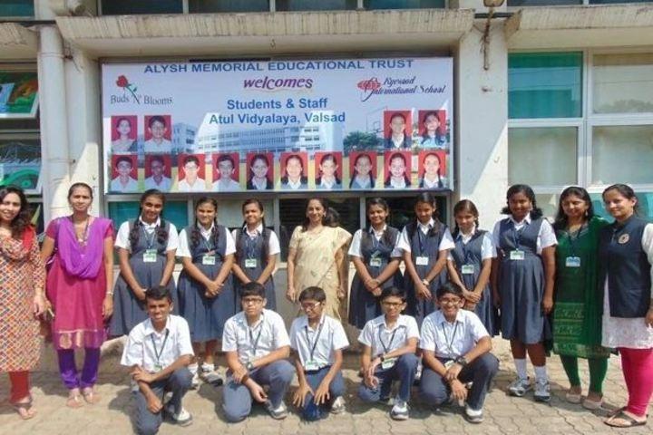 Ryewood International School-Students