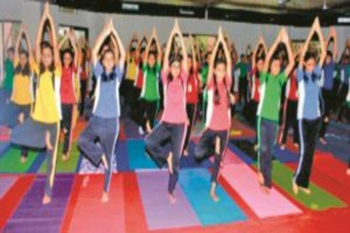 Universal High School-Yoga