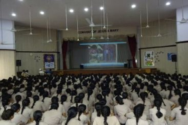 Convent of Jesus and Mary Girls High School-Auditorium