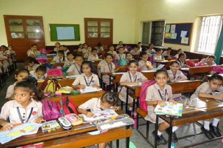 Convent of Jesus and Mary Girls High School-Classroom