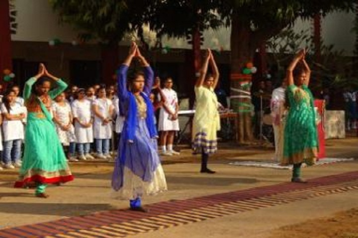 Convent of Jesus and Mary Girls High School-Dance