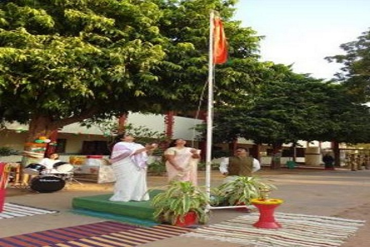Convent of Jesus and Mary Girls High School-Flag Hosting