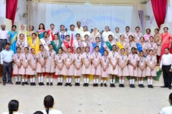 Convent of Jesus and Mary Girls High School-Investiture Ceremony
