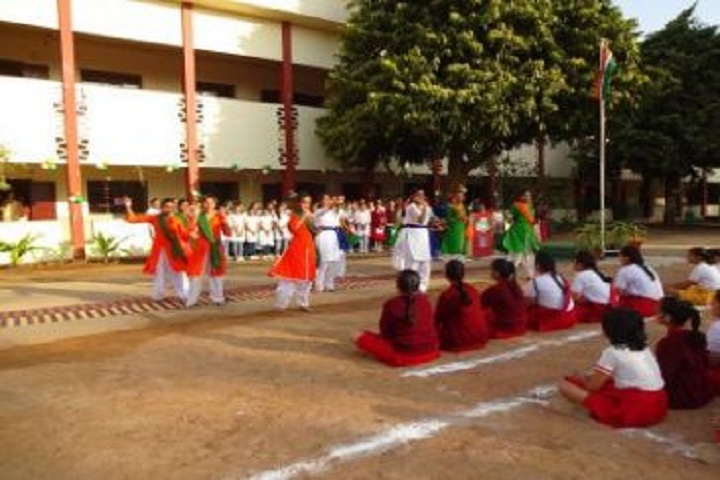 Convent of Jesus and Mary Girls High School-Patriotic Day