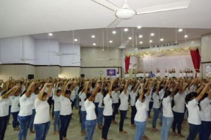 Convent of Jesus and Mary Girls High School-Physical Education