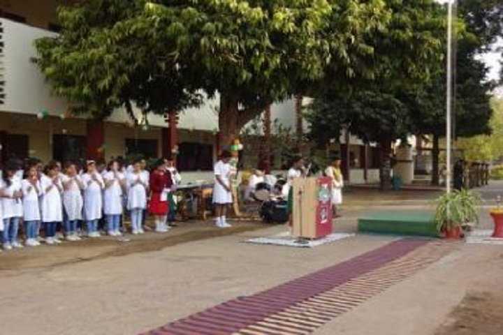 Convent of Jesus and Mary Girls High School-Speech