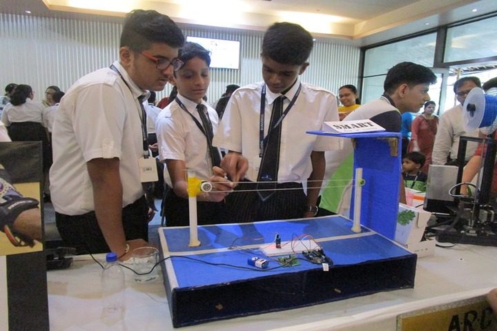 Universal High School-Science Fair