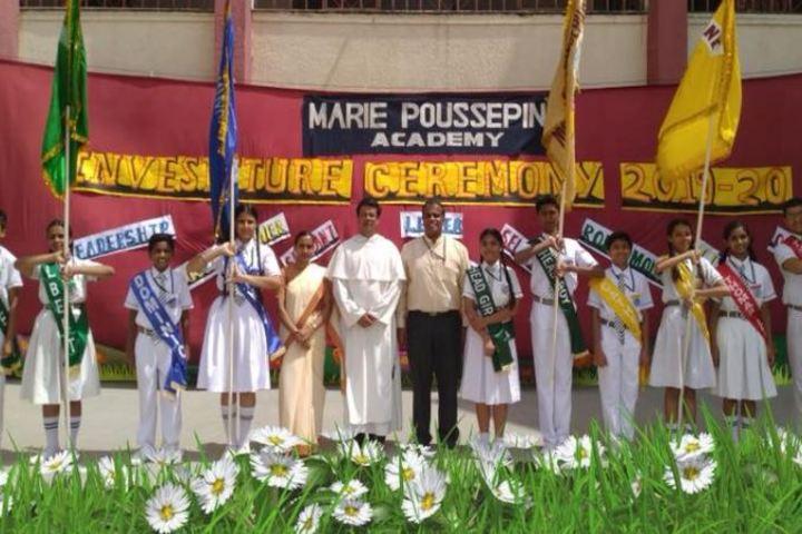 Marie Poussepins Academy-Event