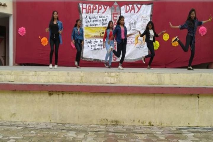Marie Poussepins Academy-Teachers Day