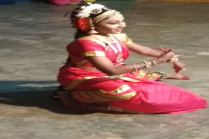 Jawahar Navodaya Vidyalaya-Classical Dance