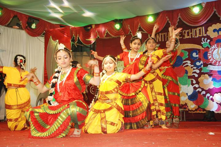 Santhome School-Annual Day