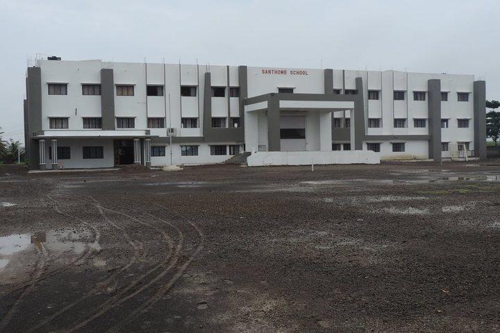 Santhome School-Campus