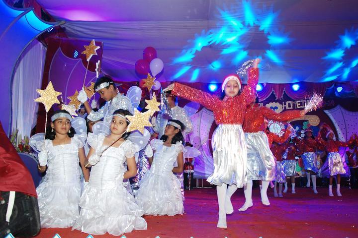 Santhome School-Dance