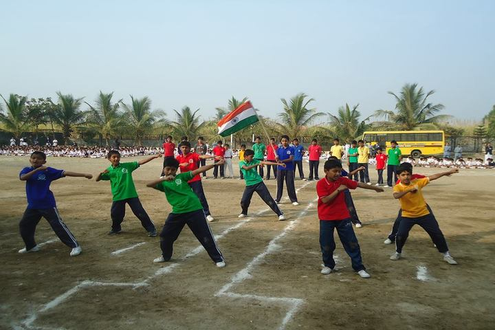 Santhome School-Independence Day