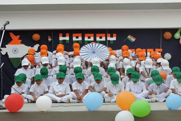 Santhome School-Republic Day