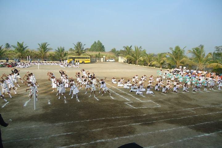 Santhome School-Yoga