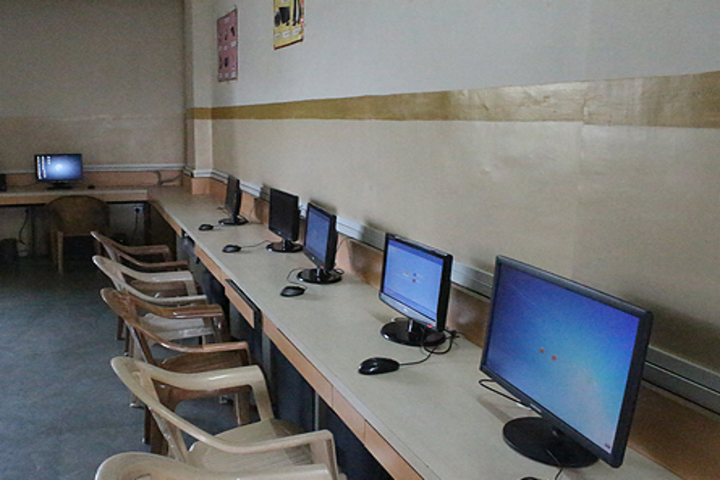 Dnyan Ganga Education Trusts International School-Computer Lab
