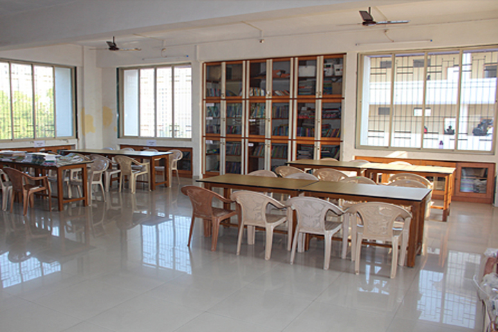 Dnyan Ganga Education Trusts International School-Library