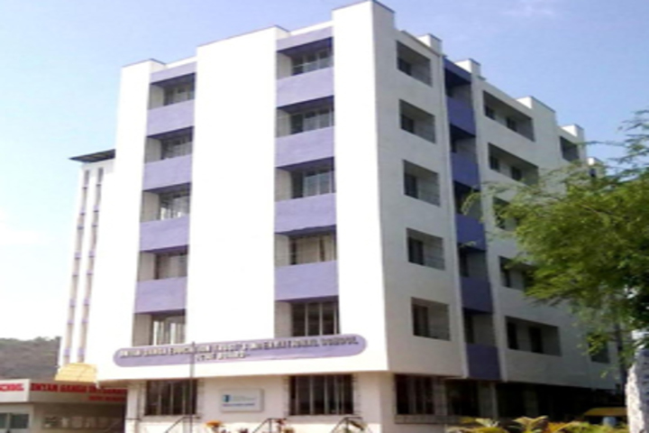 Dnyan Ganga Education Trusts International School-School Building