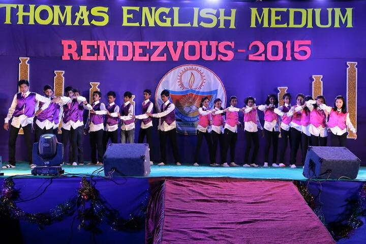 St Thomas English Medium School-Annual Day