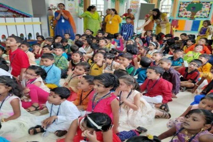 Pawar Public School-Childrens Day