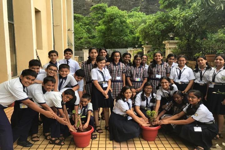 Pawar Public School-Environment Day