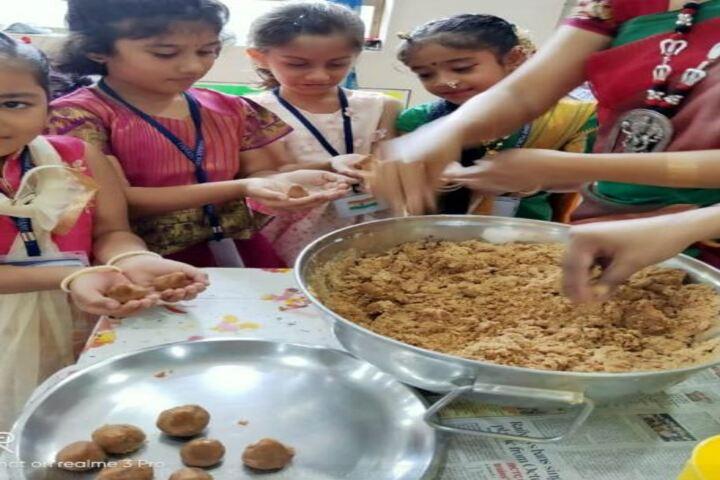 Pawar Public School-Festival Celebrations