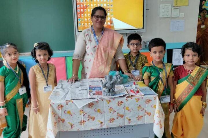 Pawar Public School-Ganesh Festival