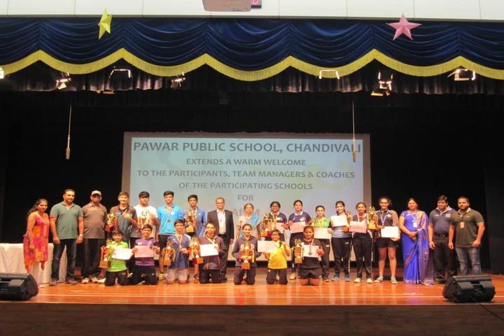 Pawar Public School-Winners