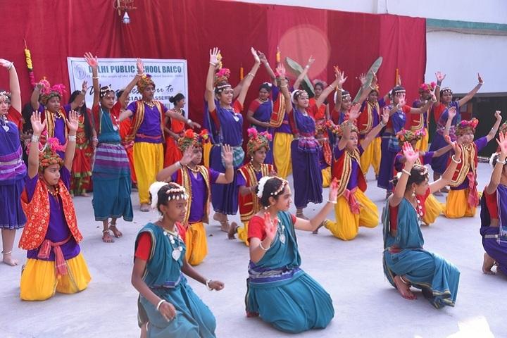 Delhi Public School-Cultural Events