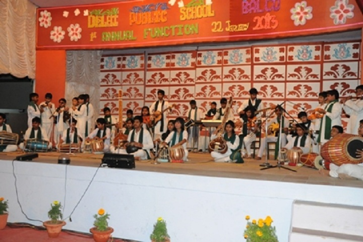 Delhi Public School-Music Competition