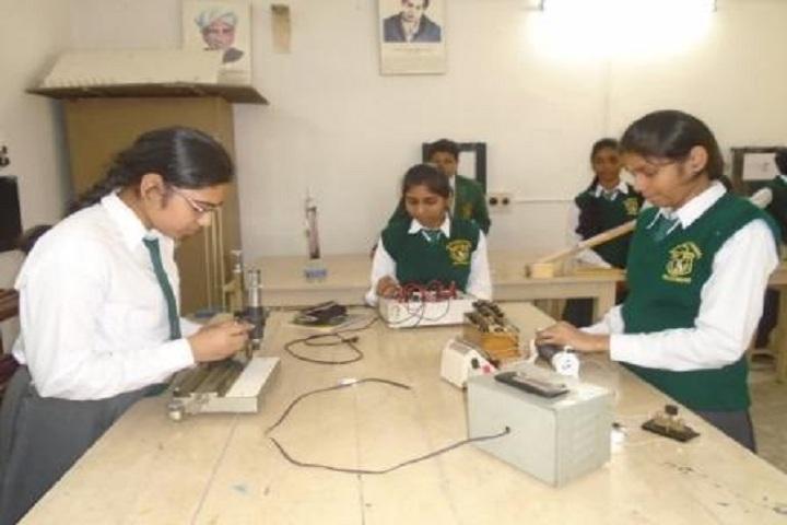 Delhi Public School-Physic Lab