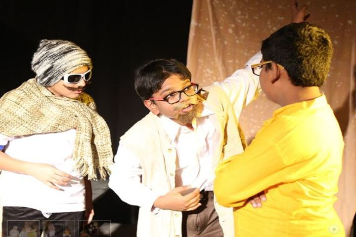 Akshara High School-Drama