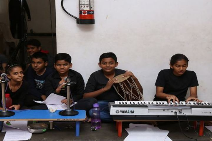 Akshara High School-Music