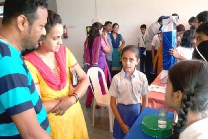 Akshara High School-Science day