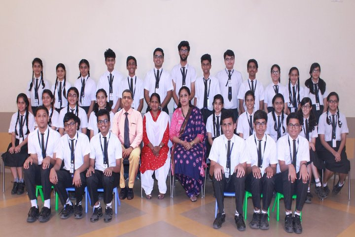 Universal High School-Staff And Students