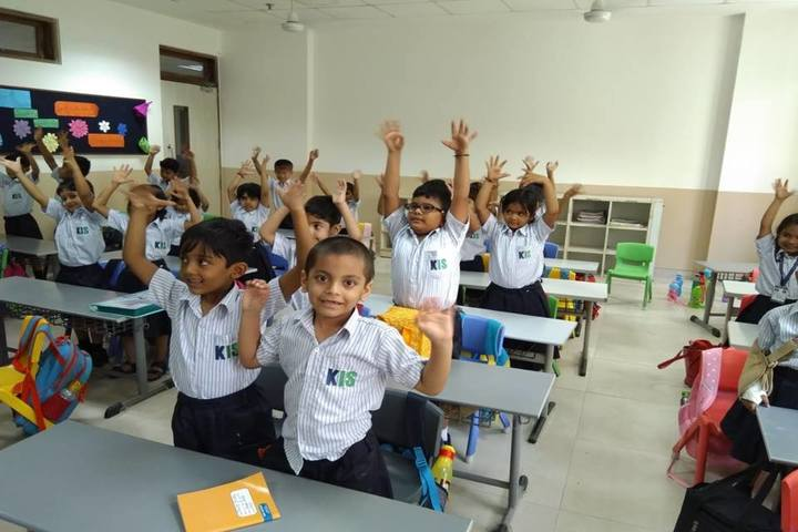 Kohinoor International School-Classroom