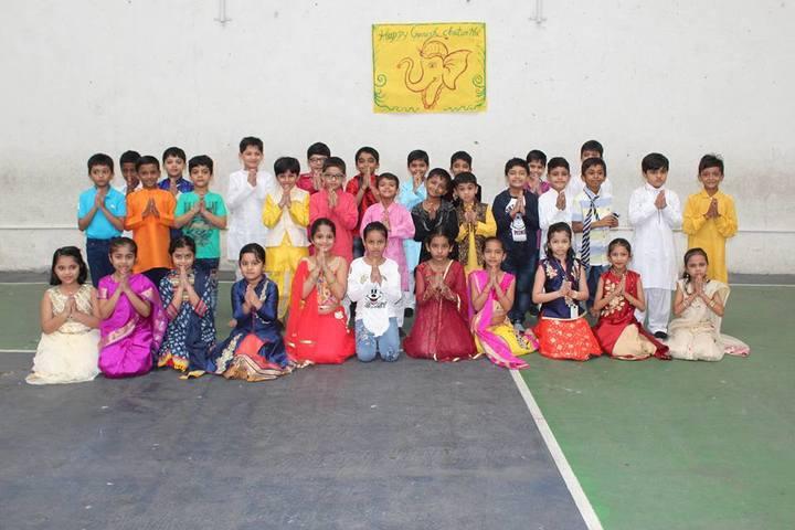 Kohinoor International School-Ganesh Celebrations