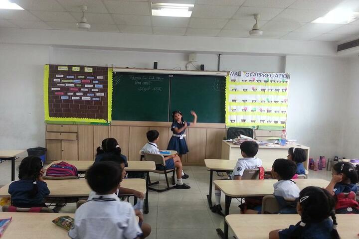 Lodha World School-Classroom