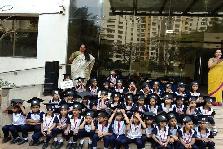 Lodha World School-Graduation Day
