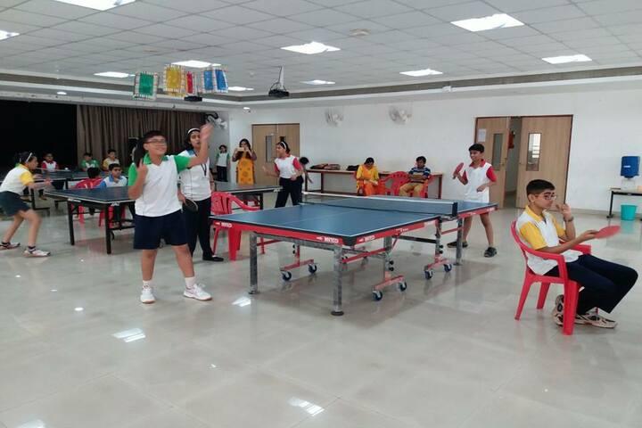 Lodha World School-Indoor Games