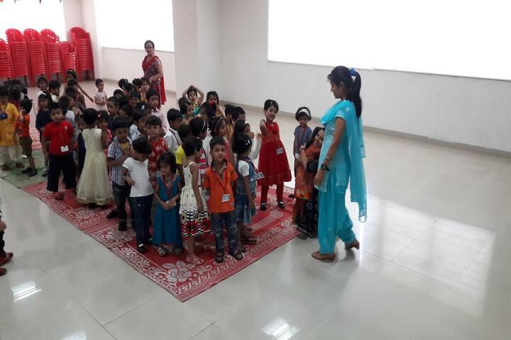 Lodha World School-Rhymes