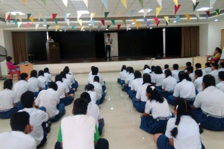 Lodha World School-Seminar Hall