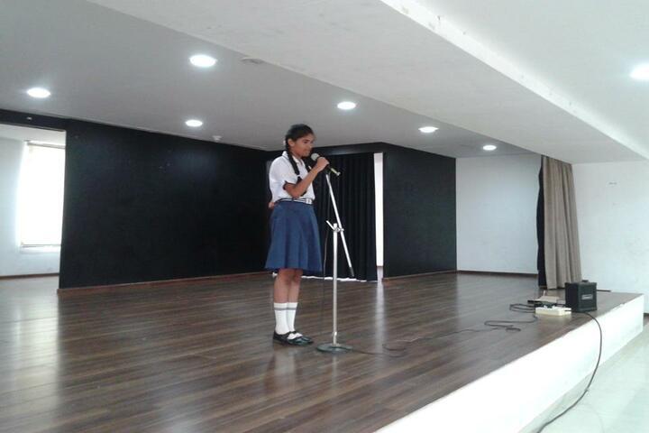 Lodha World School-Speech