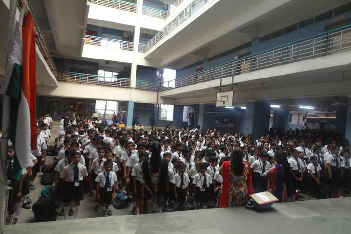 Abhinav Vidyalay-Childrens Day