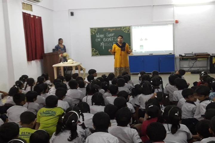 U S Ostwal English Academy-Seminar