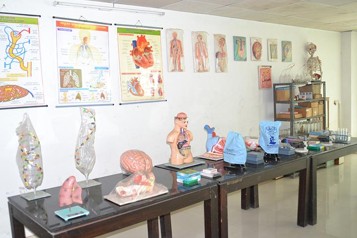 Delhi Public School-Biology Lab