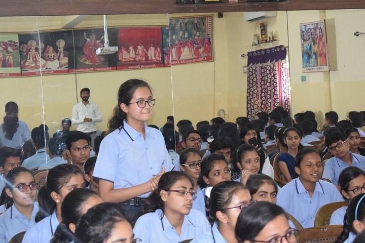 Delhi Public School-Motivational Session